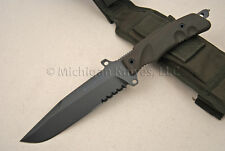 FOX Knife X-Lander Titanium - Black - Tactical / Military Knives