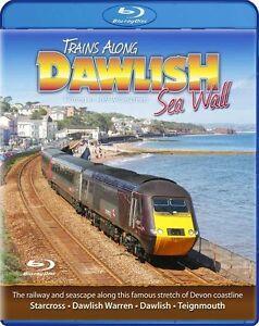 Trains Along Dawlish Sea Wall  *BLU-RAY (Railway)