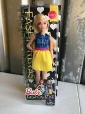 Barbie Fashionistas Curvy Doll - Chambray Chic - Brand New in Box