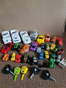 Large Toy Car Bundle x 30 Hot Wheels Cars 2 Police