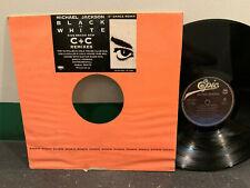 """Michael Jackson 33 rpm Philippines 12"""" LP EP black and white cc remixes"""