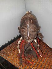 Eshu Elegua Shrine Head