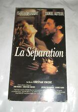 La Separation (VHS Tape, 1999)