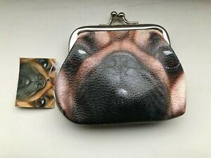 Pug Coin Money Purse - Small