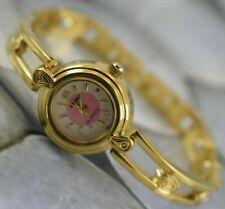 Vintage Seiko Quartz Modified Wrist Watch For Women's Wear Working Good W-8437