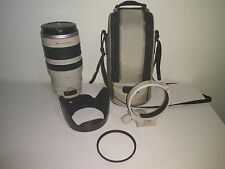 Canon EF 28-300mm f/3.5-5.6L IS USM lens + original lens collar, hood, bag, UV