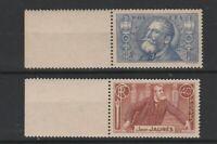 FRANCOBOLLI - 1936 FRANCIA C.40+1,50 FR. JUARES MNH E/1598