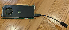 NVIDIA Quadro FX3800 1GB GDDR3 PCI-E Video Graphics Card - And HDMI adapter