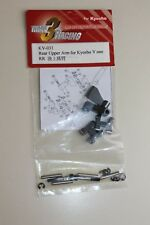 Three 3 Racing Rear Upper Arm for Kyosho V One RR KV-031 NOS KV031 (Loc A*)