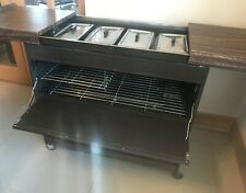 Ekco Hostess Trolley HL6100B with 4 pyrex dishes must have for Christmas