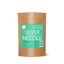 Premium Silver Needle White Tea by Two for Tea. Natural White Tea USA Stock