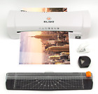 A4 T Thermal Laminator with Hot Cold Settings Portable 9 in. Personal