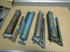Jeep Willys M38 M151 M35A2 Military surplus grease gun light blue finish