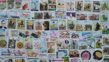 700 Different Benin Stamp Collection