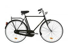 "Bicycle Vintage Atala City Use 28 "" Mens 2018 Pads a Wand Bike Black"
