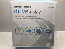 Harmon Kardon Drive+Play IPod Car Audio System DP1US LCD Wireless NEW