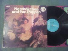 LP: FELIX LOCHNASE - Nesthäkchen und ihre Puppen - RCA - 1975