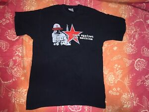 rage against the machine t shirt (Original Tournée)