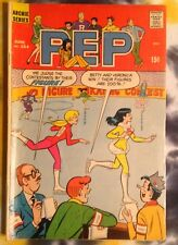 PEP #254 - Archie Comics (Betty and Veronica) - VG