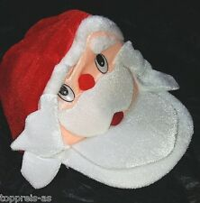 WEIHNACHTSMÜTZE Baseballmütze Baseballcap Nikolausmütze Weihnachtsmann Nikolaus