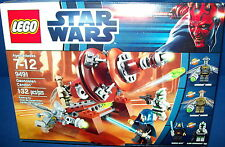LEGO 9491 STAR WARS ~ GEONOSIAN CANNON HTF NEW SEALED retired