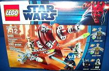 LEGO 9491 STAR WARS ~ GEONOSIAN CANNON HTF NEW SEALED retired