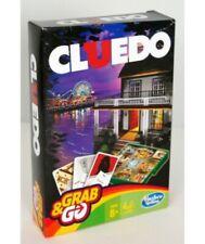 Hasbro - GIOCO DI SOCIETA' HASBRO B0999 TRAVEL CLUEDO - 5010994868048