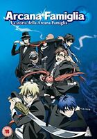 Arcana Famiglia Collection [DVD][Region 2]