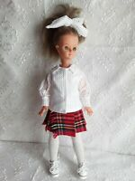 Vêtement de poupée compatible  Cathy Cathie Bella Gégé dolly, 3 pièces