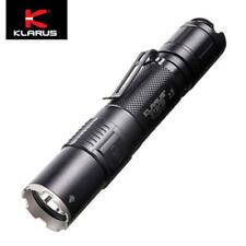 Klarus XT2CR 1600 lumens USB rechargeable led flashlight W/3600mAh 18650 Battery