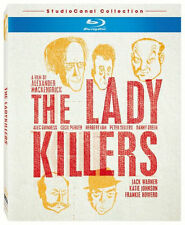 THE LADYKILLERS (Alec Guinness) - BLU RAY - Region A - Sealed