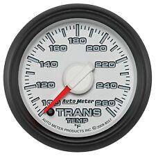 Auto Meter Dodge 3rd Gen Factory Match Trans Temp Gauge 100-260 Degrees 8557