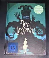 Pan Labyrinth Uncut Limitata Collector´S Mediabook Doppio blu ray + DVD Nuovo