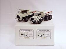 Terex TA30 & TR35 Dump Truck - 1/50 - OHS #542.1 - Brass - SN #28 of 30 Made