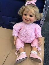 Katja Schneider & Ruth KUNZ vinile bambola 60 CM. OTTIMO stato