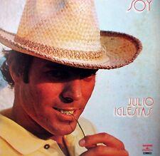 Julio Iglesias  Soy    (Contiene el Exito Un Canto a Galicia)  LP