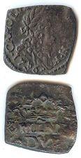 Moneta Quattrino Carlo III (VI) 1736 - Ducato di Milano