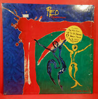 REO SPEEDWAGON  LIFE AS WE KNOW IT LP 1987 SHRINK GREAT CONDITION! VG++/VG++!