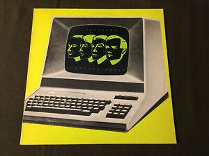 Kraftwerk - Computer World LP - Used Vinyl Record