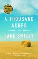 A Thousand Acres by Jane Smiley (2003, Paperback)