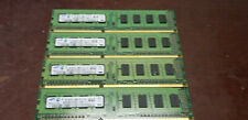 Lenovo 64Y6649 8GB 4x2GB PC3-10600U 1333MHz DDR3 Desktop Memory