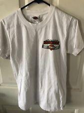 mens size small white Harley Davidson Tshirt