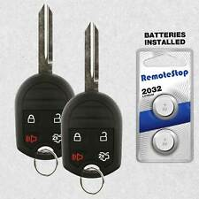 2 For 2009 2010 2011 2012 2013 2014 2015 Ford Explorer Car Remote Key Fob