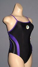 NEW NWT 28 SPEEDO RAPID SPLICE ENERGY BACK POWERFLEX SWIMSUIT 8191204 Womens