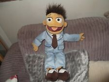 """More details for genuine disney store the muppets walter 17"""" plush toy"""