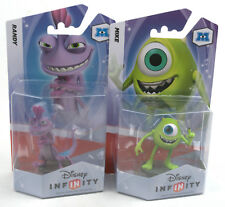 Disney Infinity Monsters Inc Playset Figures - Randy & Mike BNIB