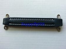 1x Dark Blue Guitar AMP Amplifier Leather Handle for Fender Ampeg AMPS