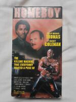 Homeboy (VHS 1983) GRAIL RARE OOP BLAXPLOITATION  ~ MINT ~ NOT RATED !! HTF