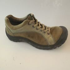 Keen XT 1106 Womens Size 8 M EU 38.5 Leather Sport Sneakers Shoes Lace Up Oxford