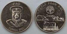 Tonga 2 Pa'anga 1981 p73 unz.